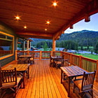 Rainbow Ranch Lodge - Luxury Lodging & Dining