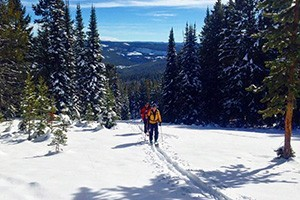 Grizzly Outfitters - Snowshoe Rentals $10-15/day :: Complete rental packages for winter snowshoes, X-C and alpine skiing, snowboards and telemark setups. Kids rental ski packages are free w/purchase of a paying adult package.