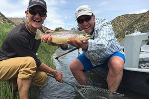 Fly Fishing guided trips and lodging packages