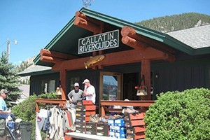 Gallatin River Guides - rental gear for fishing