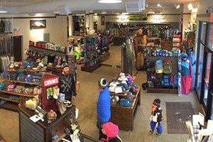 East Slope Outdoors - summer & winter gear rentals :: Whether you are a local, or visitor, East Slope Outdoors is an Orvis-endorsed fly shop. For winter, we rent snowshoes and top-quality downhill, X-C and backcountry skis.