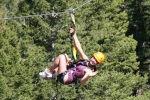 Yellowstone ZipLine & Canopy Tours-Gallatin River