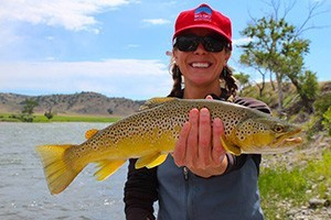 Grizzly Outfitters - fly fishing trips & rentals