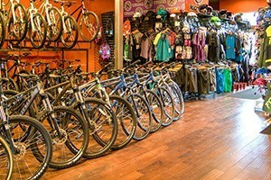 Grizzly Outfitters - bike rentals for all ages