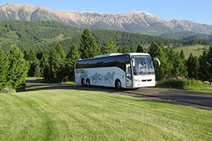 Karst Stage - airport shuttles & limo service