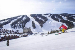 Off the Beaten Path - Yellowstone and Big Sky ski