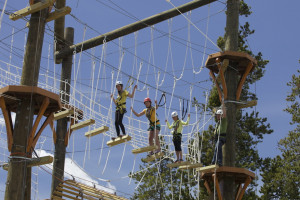 Yellowstone Zipline & Ropes Adventure Course