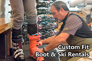 Grizzly Outfitters - Value Ski Rental Center