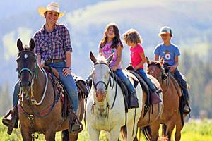 Nine Quarter Circle Guest Ranch