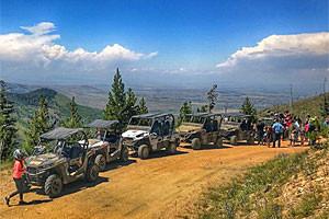 Summit ATR - ATV and UTV rentals