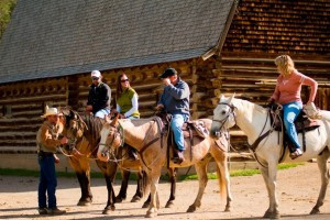 320 Ranch - Horseback Trail Rides to the public