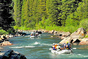 Geyser Expeditions - Gallatin Scenic Float Trips