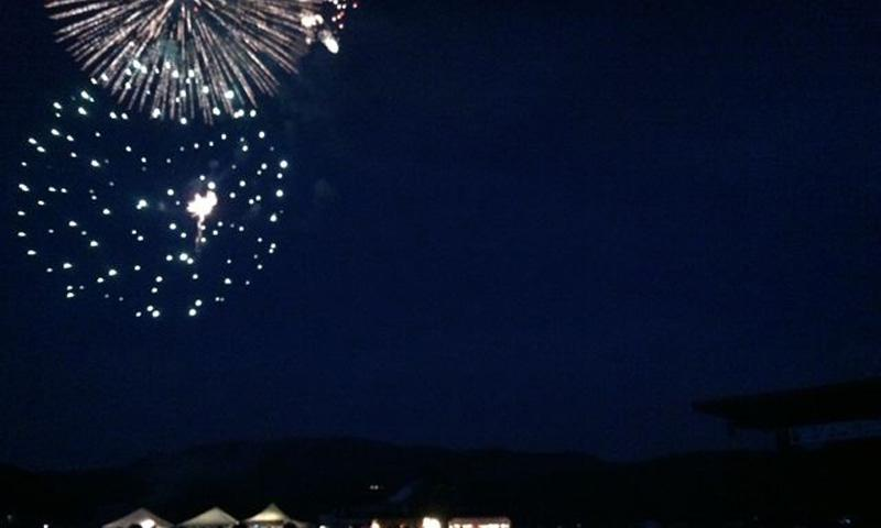 July 4th Celebration in Big Sky
