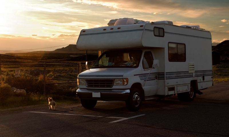Rv Camping Wyoming