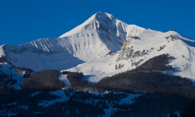 Big Sky Montana Ski Resort