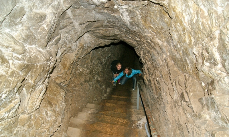 Lewis and Clark Caverns in Three Forks