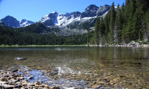 Spanish Peaks Wilderness In Montana Alltrips