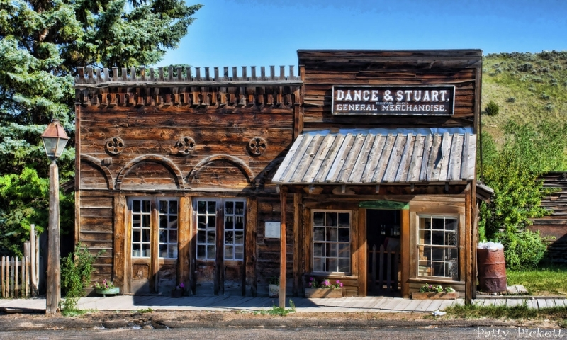 Big Sky History Museums Old West Towns Virginia City Nevada City Montana Alltrips