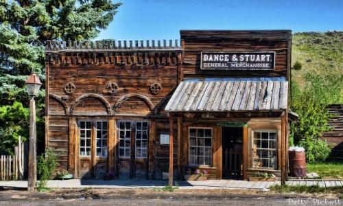 Old West Towns Virginia City Amp Nevada City Montana