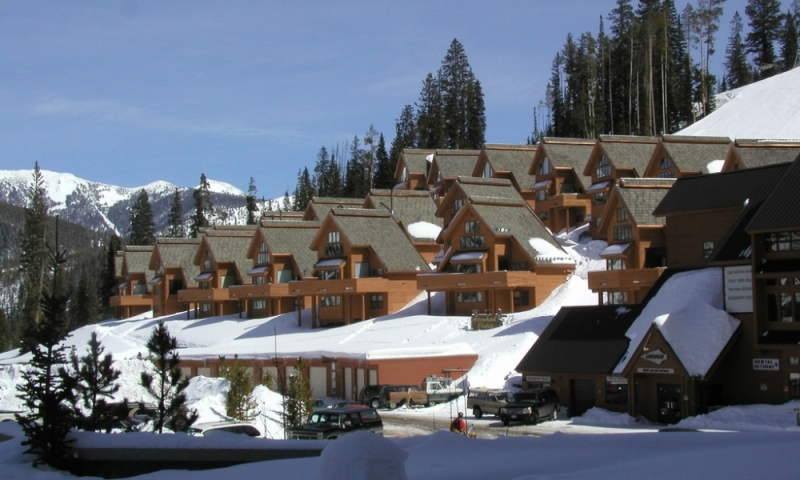 Big Sky Resort Montana Lodging