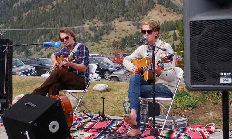 Bucks T4 Ranch Big Sky Montana Food Wine Festival Dining Entertainment Live Music