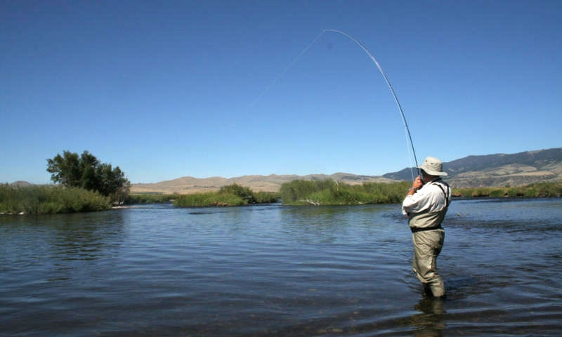 Madison River Montana Fly Fishing Camping Boating Alltrips