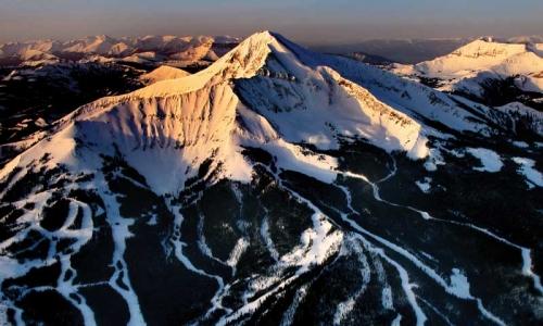 Moonlight Basin Ski Resort Big Sky Montana Alltrips