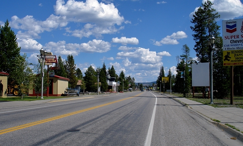 West Yellowstone Montana