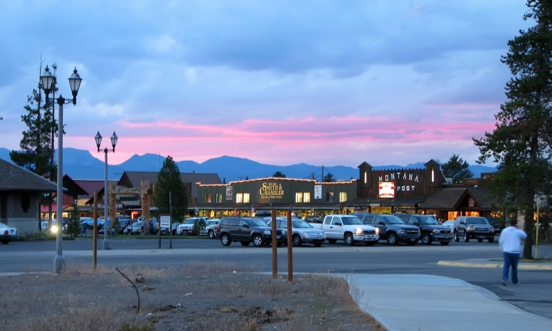 Hotels Near West Yellowstone Mt
