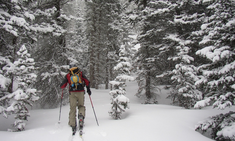 Big Sky Backcountry Skiing