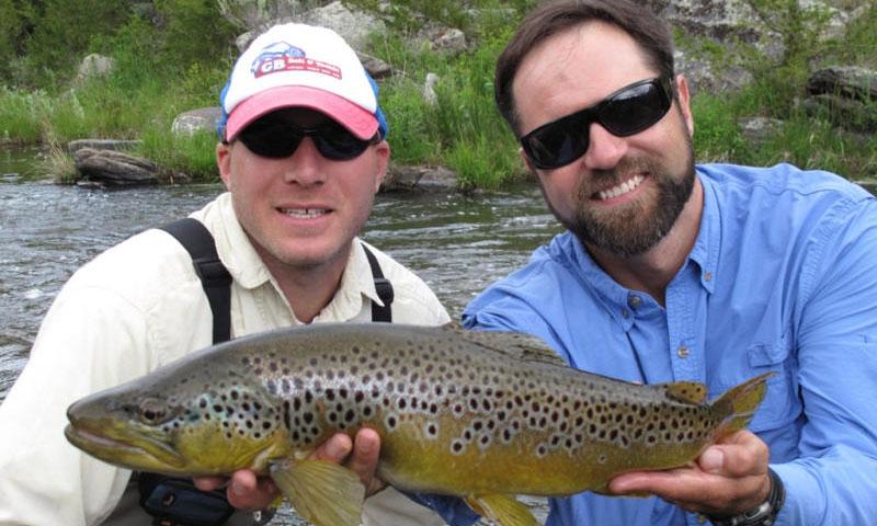 Fishing Montana Guide