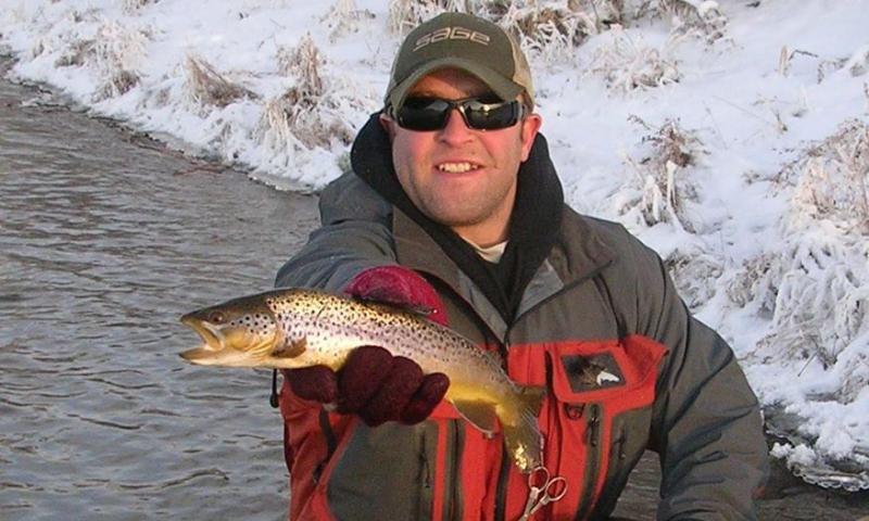 Big Sky Fly Fishing Winter