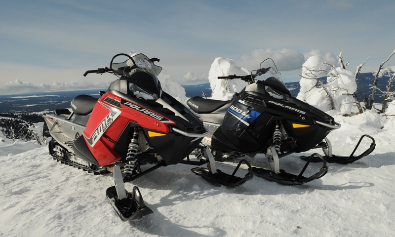 Big Sky Snowmobile Rentals