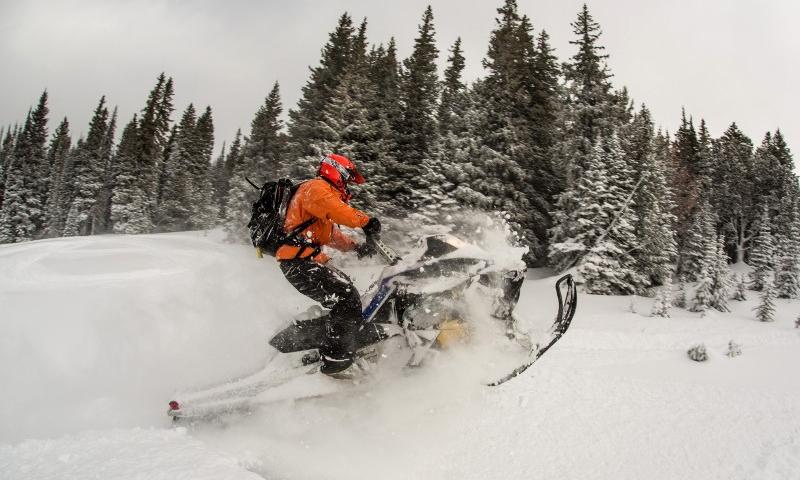 Big Sky Montana Snowmobiling