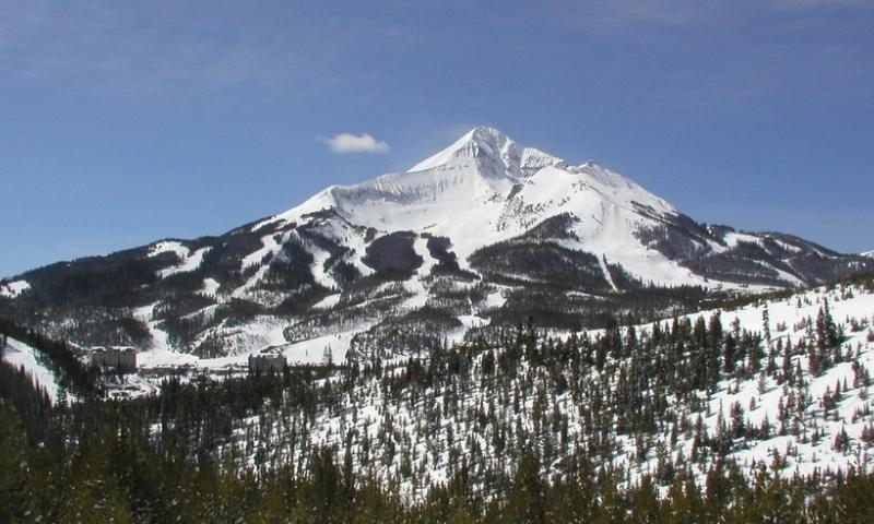 Skiing Big Sky