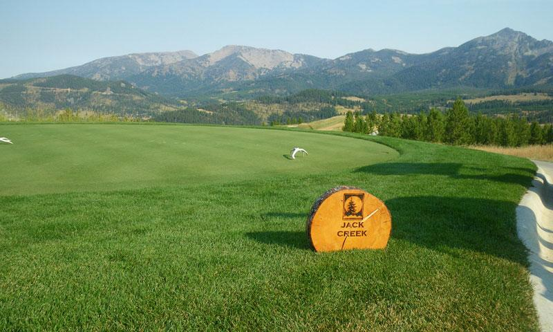 Big Sky Montana Golf Courses Alltrips