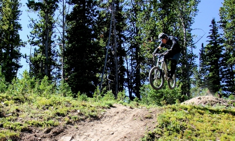 Mountain Biking at Big Sky Resort