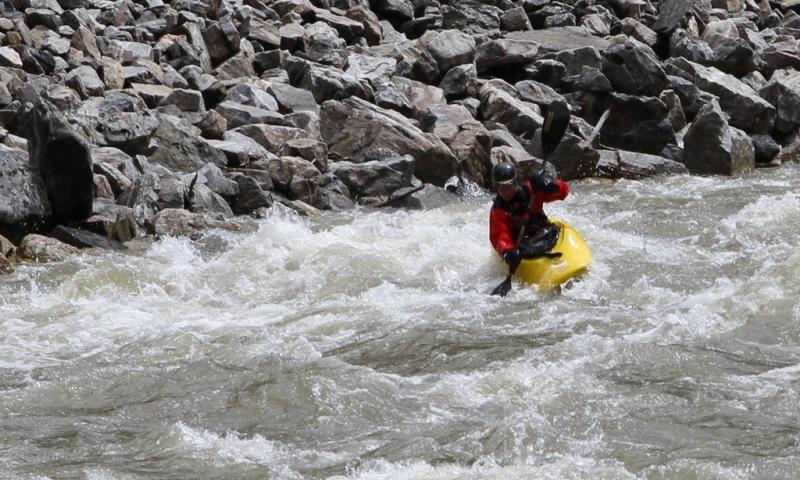 Bozeman Canoeing